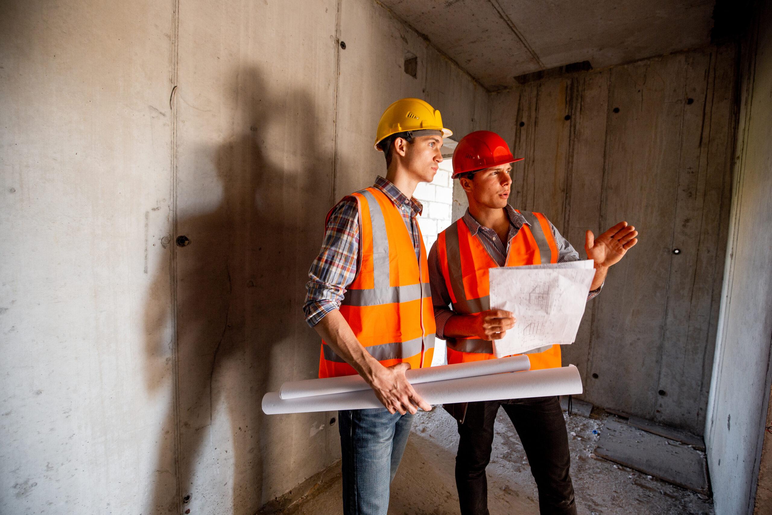 Qué es necesario para hacer una reforma: Almacén de construcción
